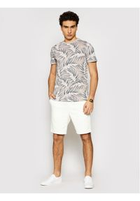 Only & Sons - ONLY & SONS T-Shirt Iason 22016762 Szary Slim Fit. Kolor: szary