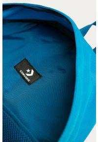Converse - Plecak. Kolor: niebieski