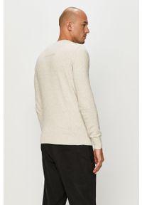 Szary sweter Tom Tailor Denim casualowy, na co dzień