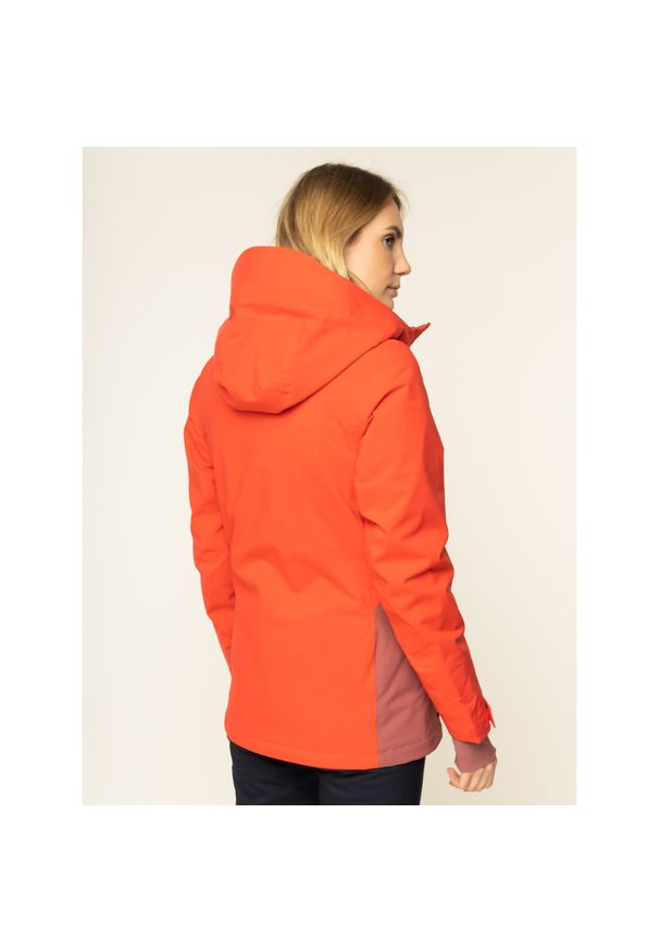 Pomarańczowa kurtka narciarska Billabong