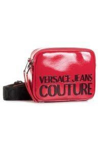 Versace Jeans Couture Torebka E1VZABP6 71412 Bordowy. Kolor: czerwony
