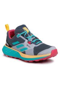 Szare buty do biegania Adidas Adidas Terrex, Gore-Tex