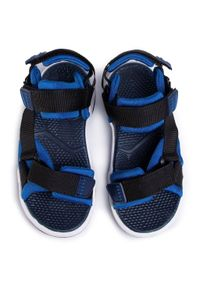 Niebieskie sandały Sprandi