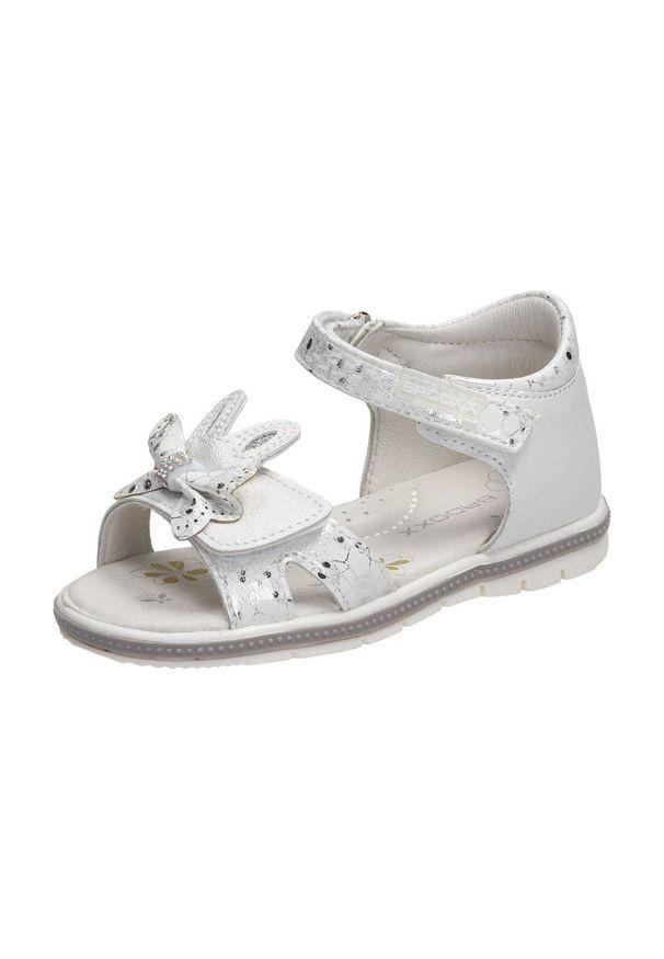 Srebrne sandały Badoxx klasyczne
