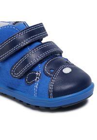 Bartek - Trzewiki BARTEK - 71734-1ZWS Niebieski. Kolor: niebieski. Materiał: skóra, zamsz. Sezon: zima, jesień