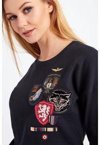 Bluza Aeronautica Militare militarna, z aplikacjami