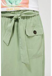 Zielona spódnica MOODO