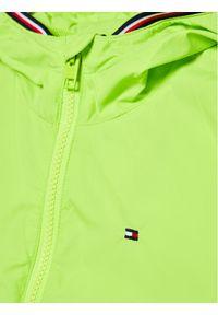 Zielona kurtka przejściowa TOMMY HILFIGER #4