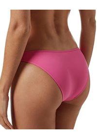 Melissa Odabash - MELISSA ODABASH - Różowy dół od bikini Cayman. Stan: obniżony. Kolor: różowy, wielokolorowy, fioletowy. Materiał: materiał