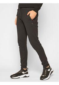 Czarne spodnie dresowe North Sails