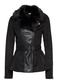 Czarna kurtka przejściowa Liu Jo