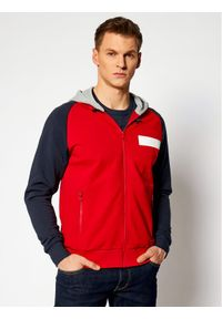 Czerwona bluza Colmar