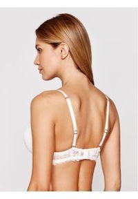 Biały biustonosz push up Emporio Armani Underwear