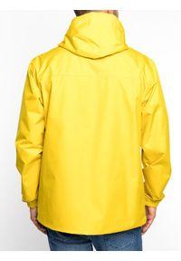 Helly Hansen Kurtka przejściowa Ervik 64032 Żółty Regular Fit. Kolor: żółty