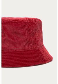 Brązowy kapelusz Nike Sportswear gładki