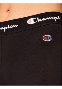 Czarne legginsy Champion