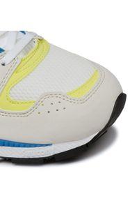 Beżowe buty sportowe Saucony z cholewką