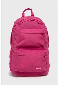 Eastpak - Plecak. Kolor: różowy. Materiał: neopren