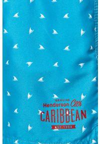 Niebieskie kąpielówki Henderson