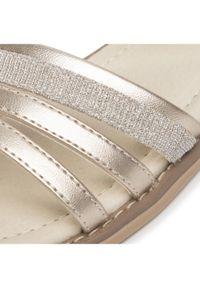 Złote sandały Mayoral