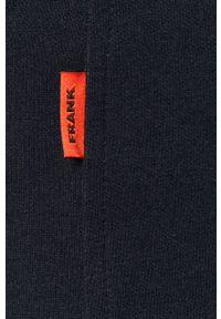 Niebieskie spodnie dresowe John Frank