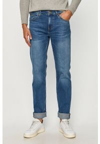 Cross Jeans - Jeansy Jack. Kolor: niebieski