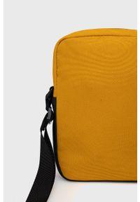 Tommy Jeans - Saszetka. Kolor: żółty