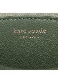 Kate Spade - Torebka KATE SPADE - Medium Satchel PXRUA161 Dustypick 301. Kolor: zielony. Materiał: skórzane. Styl: klasyczny. Rodzaj torebki: na ramię