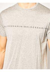Baldessarini T-Shirt Theo 47398/000/5357 Szary Modern Fit. Kolor: szary