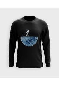 MegaKoszulki - Koszulka męska z dł. rękawem Astronaut. Materiał: bawełna