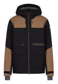 Quiksilver Kurtka snowboardowa Arrow Wood EQYTJ03212 Czarny Modern Fit. Kolor: czarny. Sport: snowboard #6