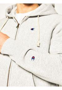 Champion Bluza Reverse Weave 214677 Szary Regular Fit. Kolor: szary