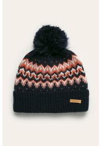 Niebieska czapka Barts
