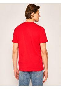Czerwony t-shirt Colmar