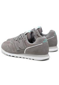 New Balance Sneakersy WL373FN2 Szary. Kolor: szary. Model: New Balance 373