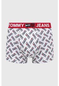 Tommy Jeans - Bokserki. Kolor: czerwony. Materiał: bawełna
