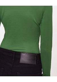 ONETEASPOON - Czarne jeansy z wysokim stanem Freebirds II. Okazja: na co dzień. Stan: podwyższony. Kolor: czarny. Wzór: aplikacja. Styl: casual