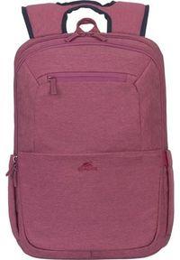 Czerwony plecak na laptopa RIVACASE