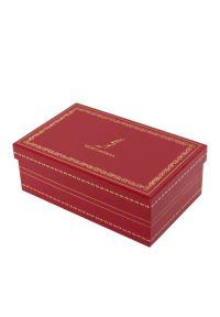 RENE CAOVILLA - Białe sneakersy Xtra z fioletowymi kryształami. Nosek buta: okrągły. Kolor: biały. Materiał: guma. Wzór: napisy, aplikacja #4