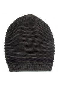 Zielona czapka zimowa Gino Rossi
