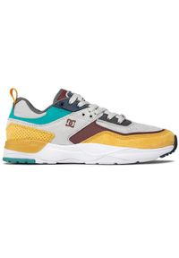 DC Sneakersy E.Tribeka Se ADYS700142 Szary. Kolor: szary