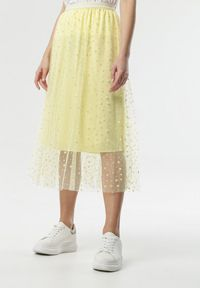 Żółta spódnica Born2be