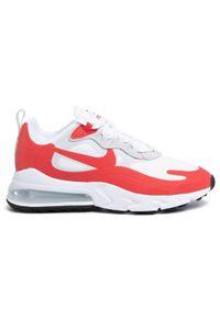 Czerwone sneakersy Nike Nike Air Max
