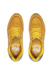 Refresh - Sneakersy REFRESH - 72894 Yellow. Okazja: na co dzień. Kolor: żółty. Materiał: materiał. Szerokość cholewki: normalna. Sezon: lato. Styl: casual #2