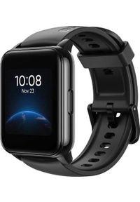 REALME - Smartwatch realme Watch 2 Czarny (6204416). Rodzaj zegarka: smartwatch. Kolor: czarny