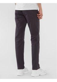 Vistula Spodnie materiałowe Baldwin XA0301 Szary Slim Fit. Kolor: szary. Materiał: materiał