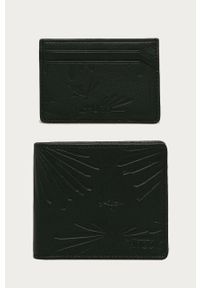 Czarny portfel Hugo