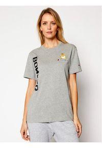 Champion T-Shirt SUPER MARIO BROS.™ Anniversary 216871 Szary Regular Fit. Kolor: szary