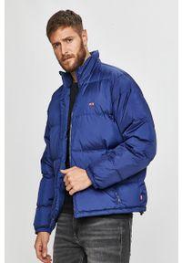 Niebieska kurtka Levi's® biznesowa, bez kaptura, na spotkanie biznesowe
