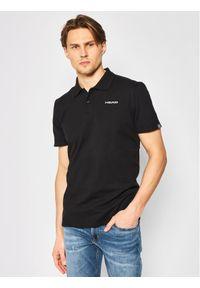 Czarna koszulka polo Head polo